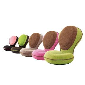 写真:背筋がGUUUN美姿勢座椅子リッチ
